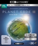Planet Erde II - Eine Erde - Viele Welten - 4K Ultra HD Blu-ray + Blu-ray (Ultra HD Blu-ray)