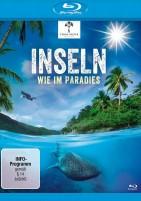 Inseln wie im Paradies (Blu-ray)
