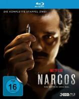 Narcos - Staffel 02 (Blu-ray)