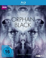 Orphan Black - Staffel 05 (Blu-ray)