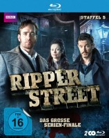 Ripper Street - Staffel 05 (Blu-ray)
