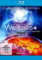 Mysterien des Weltalls - Mit Morgan Freeman - Limited Collector's Edition / Staffel 1-4 (Blu-ray)
