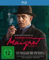 Kommissar Maigret - Die Nacht an der Kreuzung & Die Tänzerin und die Gräfin (Blu-ray)