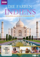 Die Farben Indiens (DVD)