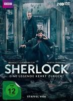 Sherlock - Staffel 04 (DVD)