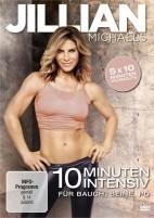 Jillian Michaels - 10 Minuten Intensiv für Bauch, Beine, Po (DVD)