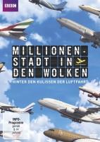 Millionenstadt über den Wolken - Hinter den Kulissen der Luftfahrt (DVD)