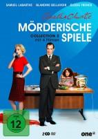 Agatha Christie - Mörderische Spiele - Collection 2 (DVD)