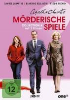 Agatha Christie - Mörderische Spiele - Collection 4 (DVD)