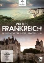 Wildes Frankreich - Die komplette Serie (DVD)