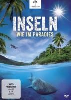 Inseln wie im Paradies (DVD)