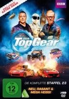Top Gear - Staffel 23 inklusive Extra Gear (DVD)