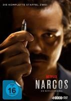 Narcos - Staffel 02 (DVD)