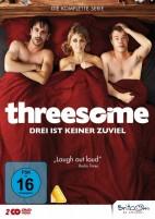 Threesome - Drei sind keiner zuviel - Die komplette Serie (DVD)