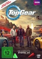 Top Gear - Staffel 24 inklusive Extra Gear (DVD)