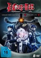 D.Gray-Man - Collector's Edition / Folgen 1-51 (DVD)
