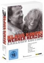 Klaus Kinski & Werner Herzog - Exklusiv Edition / 2. Auflage (DVD)