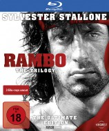 Rambo Trilogy - Ultimate Edition (Blu-ray)