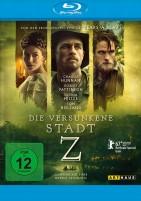 Die versunkene Stadt Z (Blu-ray)