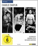 Charlie Chaplin - Arthaus Close-Up (Blu-ray)