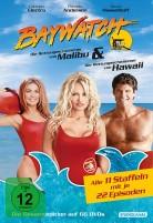 Baywatch - Die Rettungsschwimmer von Malibu - Gesamtedition / Limited Edition (DVD)