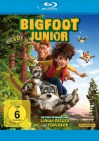 Bigfoot Junior - Blu-ray 3D (Blu-ray)