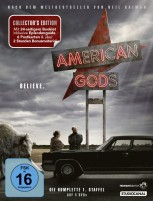 American Gods - Staffel 01 / Collector's Edition (DVD)