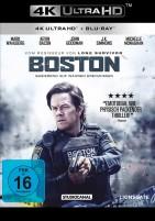 Boston - 4K Ultra HD Blu-ray + Blu-ray (4K Ultra HD)