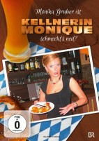 Monika Gruber ist Kellnerin Monique - Schmeckt's ned? (DVD)
