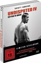 Undisputed IV - Boyka is back - Limited Steelbook (Blu-ray)