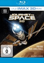 Journey to Space - Reise ins Weltall - Blu-ray 3D + 2D (Blu-ray)