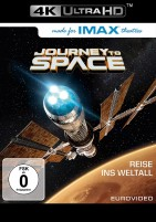 Journey to Space - Reise ins Weltall - 4K Ultra HD Blu-ray (Ultra HD Blu-ray)
