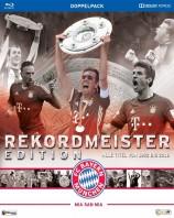 FC Bayern München - Rekordmeister Edition / Alle Titel von 1932 bis 2016 (Blu-ray)