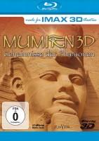Mumien 3D - Geheimnisse der Pharaonen - Blu-ray 3D (Blu-ray)