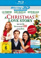 A Christmas Love Story - Blu-ray 3D + 2D (Blu-ray)