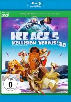 Ice Age 5 - Kollision voraus! - Blu-ray 3D + 2D (Blu-ray)