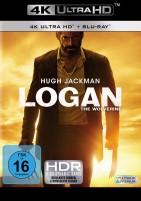 Logan - The Wolverine - 4K Ultra HD Blu-ray + Blu-ray (Ultra HD Blu-ray)