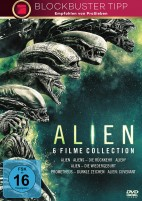 Alien 1-6 (DVD)