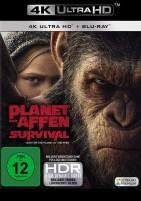 Planet der Affen - Survival - 4K Ultra HD Blu-ray + Blu-ray (4K Ultra HD)