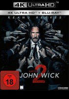 John Wick: Kapitel 2 - 4K Ultra HD Blu-ray + Blu-ray (Ultra HD Blu-ray)