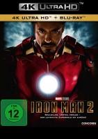 Iron Man 2 - 4K Ultra HD Blu-ray + Blu-ray (Ultra HD Blu-ray)