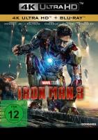 Iron Man 3 - 4K Ultra HD Blu-ray + Blu-ray (Ultra HD Blu-ray)