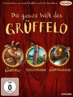 Die ganze Welt des Grüffelo (DVD)
