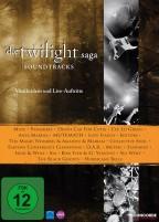 Die Twilight Saga: Soundtracks - Musikvideos und Live-Auftritte (DVD)