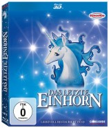 Das letzte Einhorn 3D - Blu-ray 3D + 2D (Blu-ray)