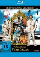 Das Panoptikum des Terry Gilliam (Blu-ray)