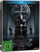 The Last Witch Hunter - Steelbook (Blu-ray)