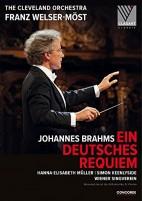 Johannes Brahms - Ein deutsches Requiem (DVD)