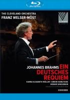 Johannes Brahms - Ein deutsches Requiem (Blu-ray)