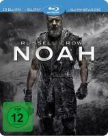 Noah - Steelbook / Blu-ray 3D + 2D + Bonus-Disc (Blu-ray)